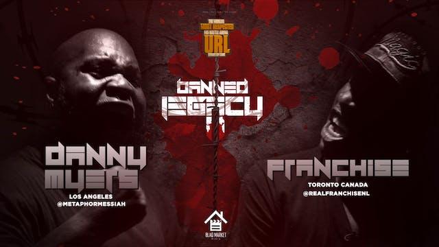 DANNY MYERS VS FRANCHISE