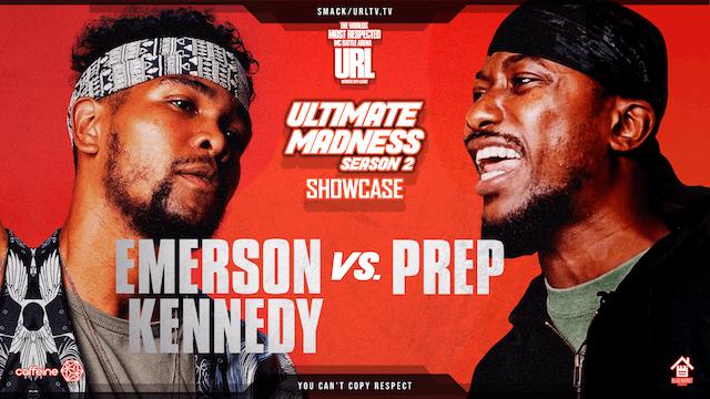 EMMERSON KENNEDY VS PREP