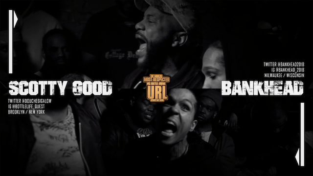 SCOTTY GOOD VS BANKHEAD