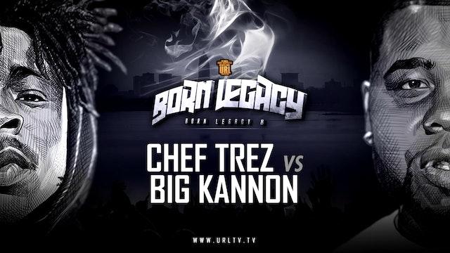 SUPER TRAILER: CHEF TREZ VS BIG KANNON