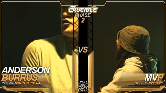 ANDERSON BURRUS VS MVP
