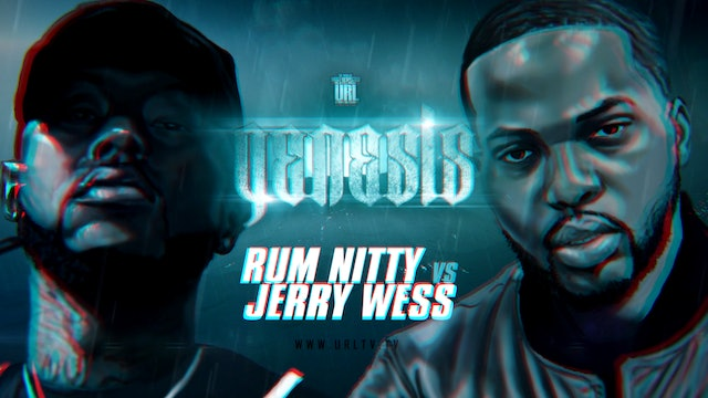 RUM NITTY VS JERRY WESS