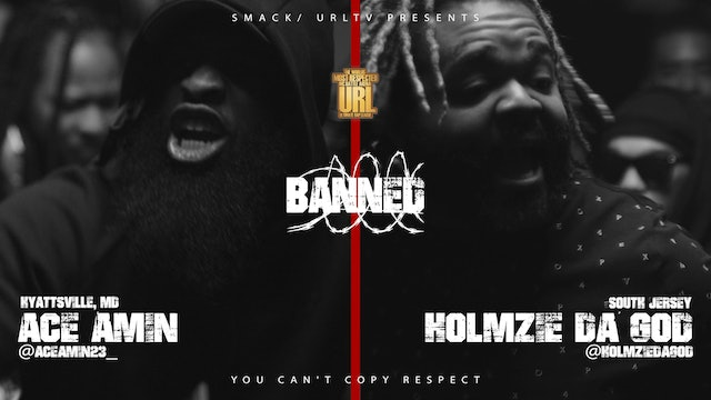 ACE AMIN VS HOLMZIE DA GOD