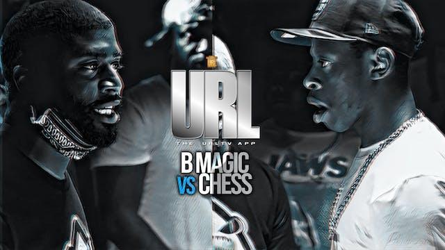 B MAGIC VS CHESS