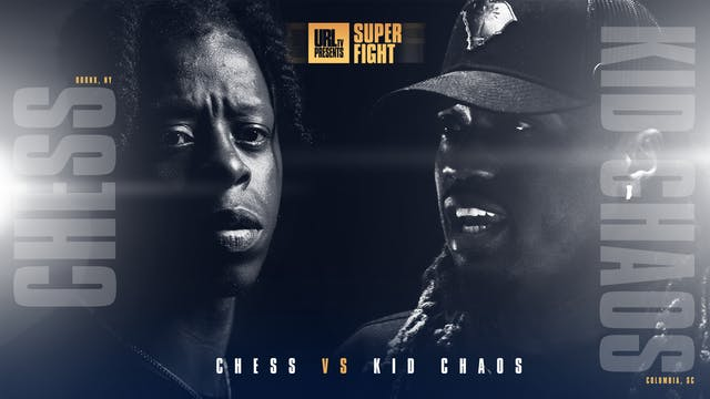 CHESS VS KID CHAOS
