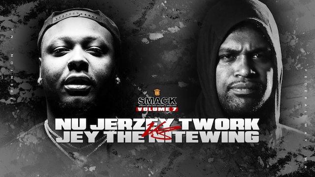 NU JERZEY TWORK VS JEY THE NITEWING