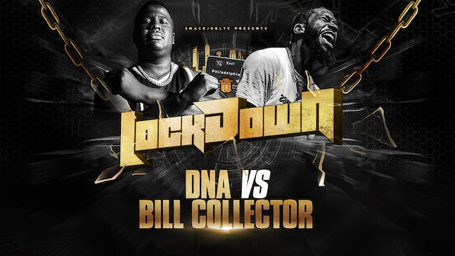 DNA VS BILL COLLECTOR