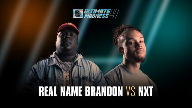 REAL NAME BRANDON VS NXT