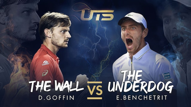 GOFFIN vs BENCHETRIT - HIGHLIGHTS