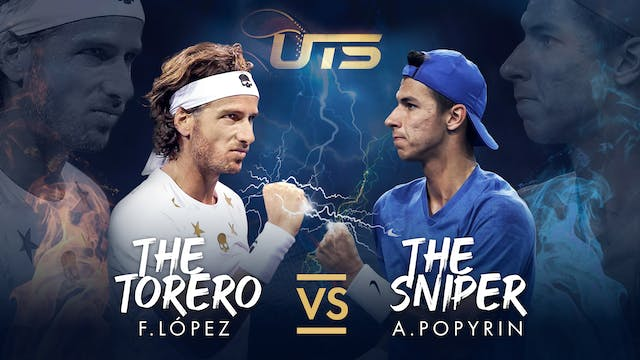 Day 2 - LOPEZ vs POPYRIN