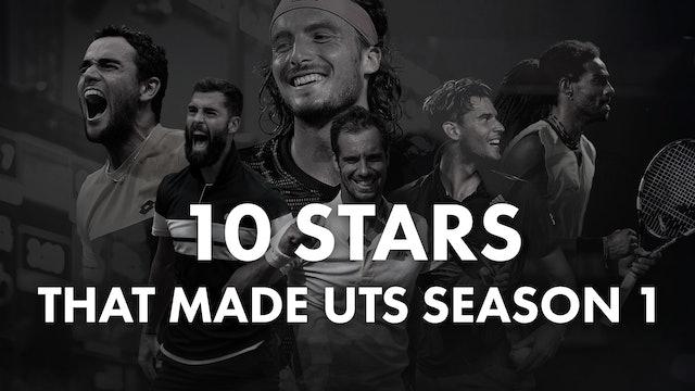 INSIDE #16 - The 10 stars that made UTS season 1