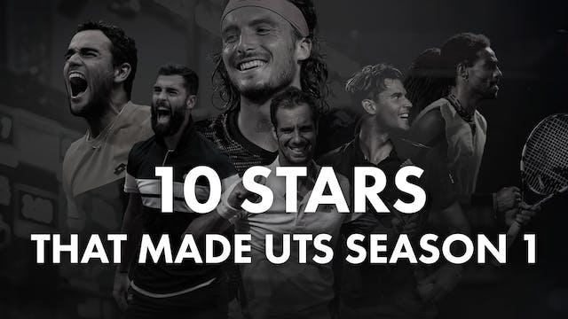 INSIDE #16 - The 10 stars that made U...