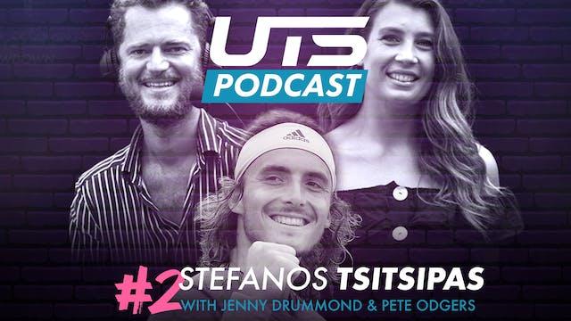 #2 - STEFANOS TSITSIPAS