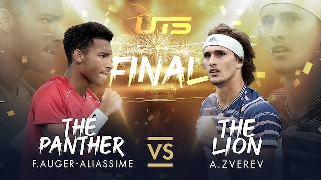 ZVEREV VS AUGER-ALIASSIME