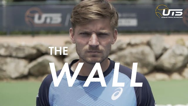 DAVID GOFFIN: THE WALL
