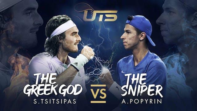 TSITSIPAS vs POPYRIN
