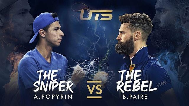 Day 5 - POPYRIN vs PAIRE