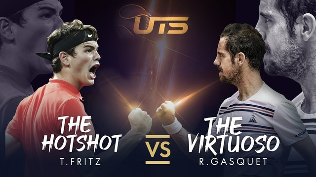 Replay Day 2 - Fritz vs Gasquet