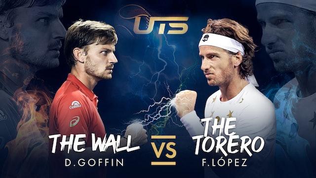 Day 4 - GOFFIN vs LOPEZ