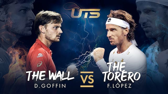 Day 4 - GOFFIN vs LOPEZ