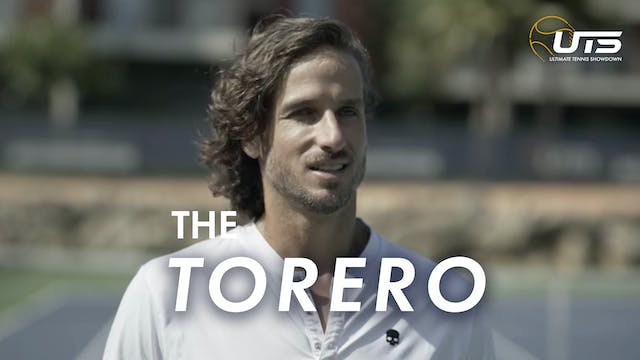 FELICIANO LOPEZ: THE TORERO