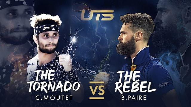 Day 3 - MOUTET vs PAIRE