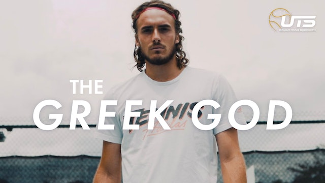 STEFANOS TSITSIPAS: THE GREEK GOD