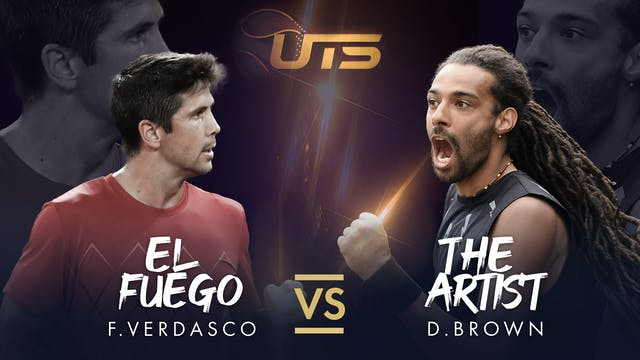 BROWN vs VERDASCO