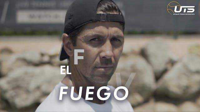 FERNANDO VERDASCO: EL FUEGO
