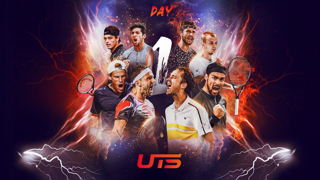 UTS4 - REPLAY DAY 1
