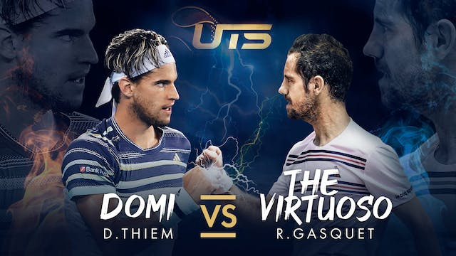 Day 3 - THIEM vs GASQUET