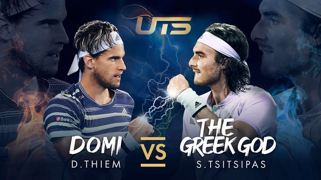 THIEM vs TSITSIPAS