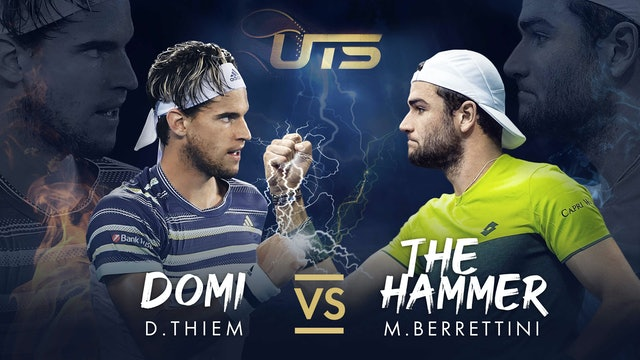 THIEM vs BERRETTINI - HIGHLIGHTS