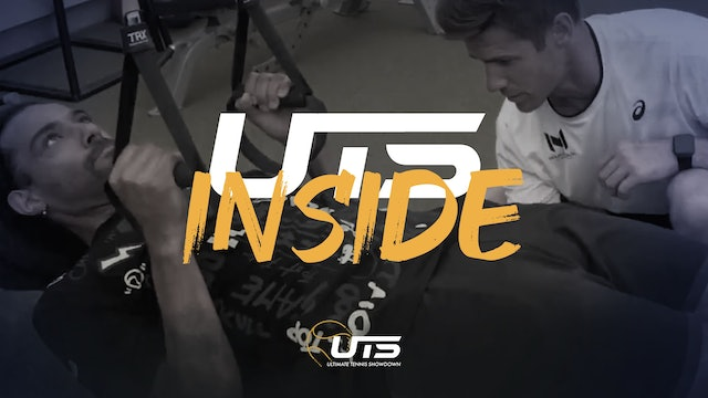 INSIDE #1 - BROWN: FROM INJURY TO VICTORY