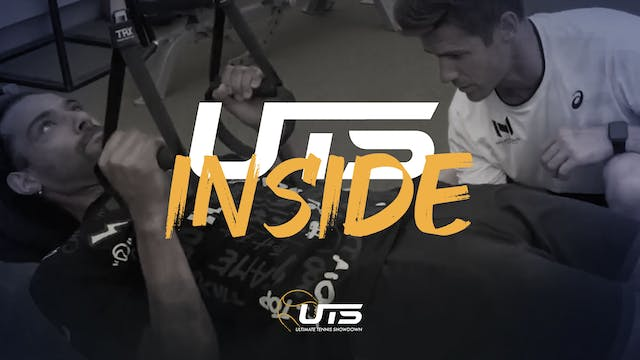 INSIDE #1 - BROWN: FROM INJURY TO VIC...