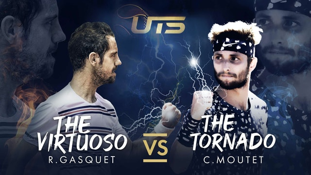 GASQUET vs MOUTET - HIGHLIGHTS