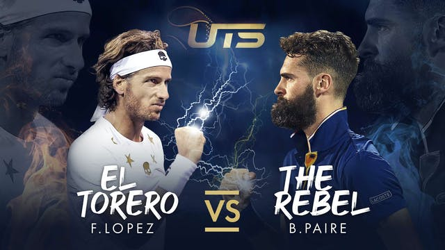 LOPEZ vs PAIRE - HIGHLIGHTS