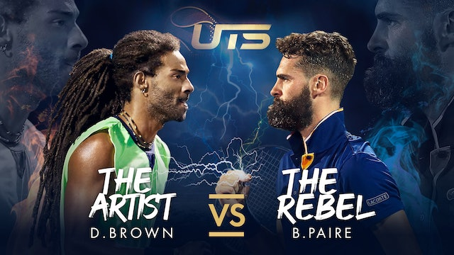 Day 2 - BROWN vs PAIRE