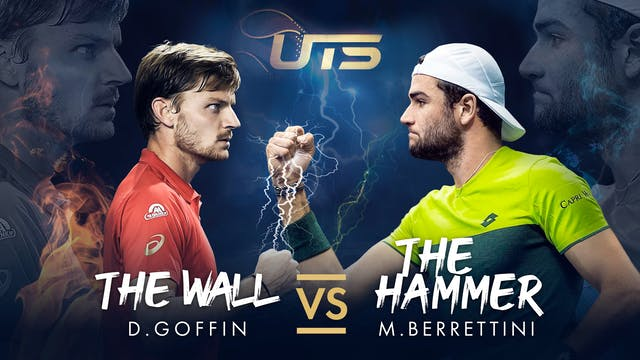 GOFFIN vs BERRETTINI