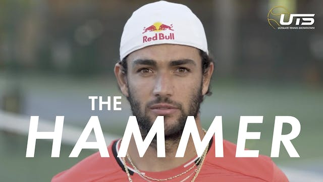 MATTEO BERRETTINI: THE HAMMER