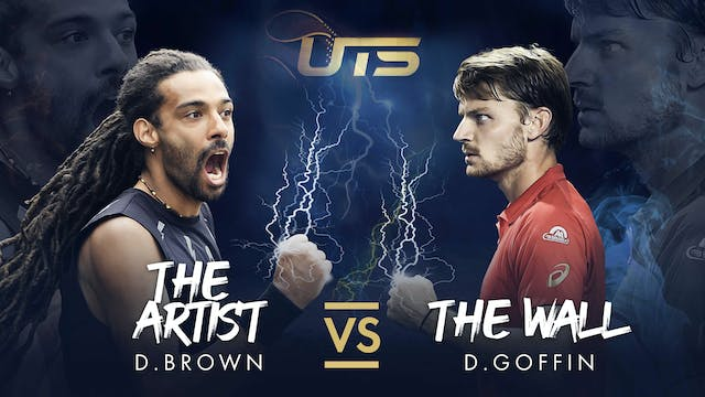 BROWN vs GOFFIN
