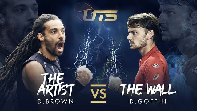 BROWN vs GOFFIN