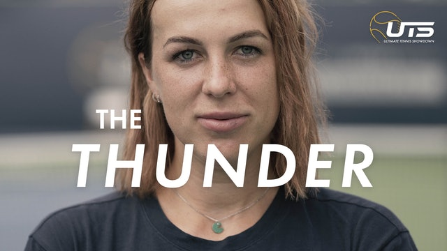 NASTIA PAVLYUCHENKOVA: THE THUNDER