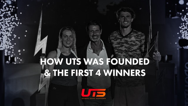 INSIDE #15 - How UTS was founded & the 4 first winners
