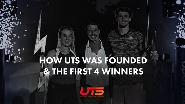INSIDE #15 - How UTS was founded & th...