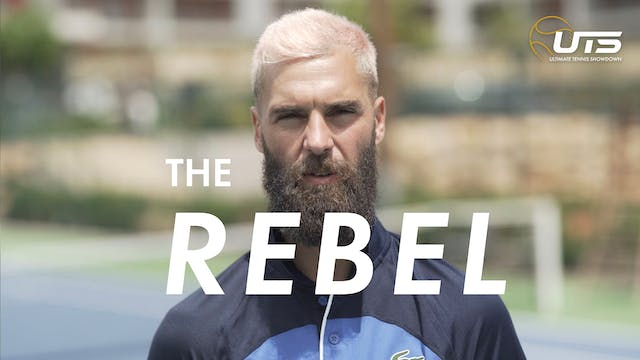BENOIT PAIRE: THE REBEL