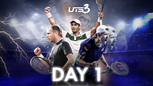 UTS3 - REPLAY DAY 1