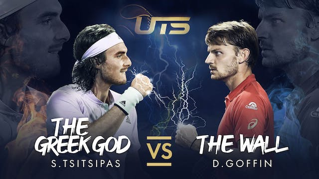TSITSIPAS vs GOFFIN