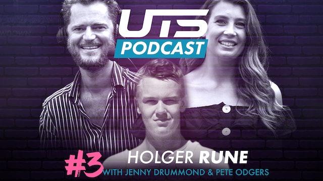 #3 - HOLGER RUNE
