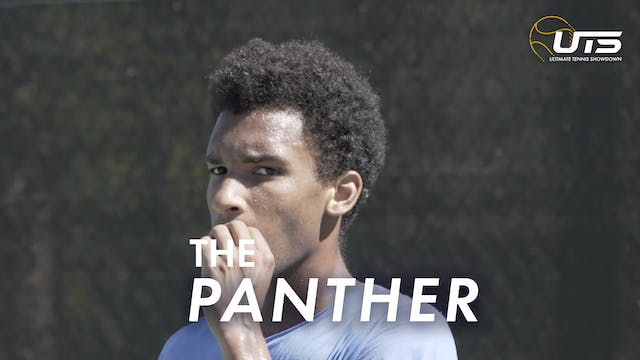 FELIX AUGER-ALIASSIME: THE PANTHER